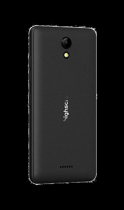 Highscreen Сменная панель Highscreen Easy S/Pro, пластик, черный highscreen аккумулятор для easy s easy s pro 2200 mah