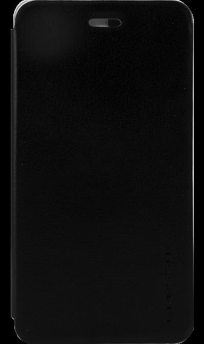 Чехол-книжка Gresso для Xiaomi Redmi Note 4, кожзам, черныйЧехлы и сумочки<br>Удобный чехол для Xiaomi Redmi Note 4 поможет не только защитить ваш смартфон от повреждений, но и сделает обращение с ним более удобным, а сам аппарат будет выглядеть еще более элегантным.<br><br>Colour: Черный