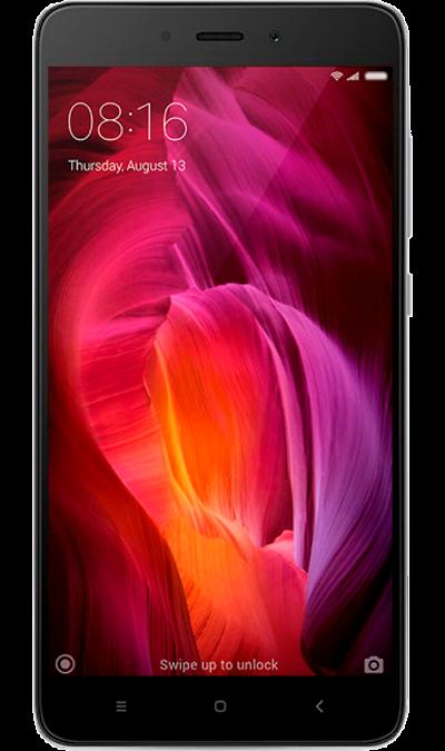 Xiaomi Redmi Note 4 3/32GB GrayСмартфоны<br>2G, 3G, 4G, Wi-Fi; ОС Android; Дисплей сенсорный 16,7 млн цв. 5.5; Камера 13 Mpix, AF; Разъем для карт памяти; MP3,  BEIDOU / GPS / ГЛОНАСС; Вес 165 г.<br><br>Colour: Серый