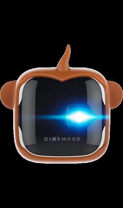 Умный чехол CINEMOOD HooplaKidzДругие устройства<br>Хотите расширить офлайн-библиотеку семейного мини-кинотеатра? Добавьте к нему один из умных чехлов в виде любимых героев! Приятные на ощупь силиконовые чехлы автоматически загружают последние эпизоды мультфильмов. Соберите целую коллекцию и удивите детей магическим превращением! Умный чехол HooplaKidz для мини-кинотеатра CINEMOOD Storyteller открывает доступ к 25 новым эпизодам HooplaKidz (язык: английский). Для доступа к мультфильмам необходимо подключение к интернету с помощью Wi-Fi.<br><br>Colour: Коричневый