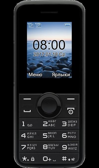 Philips E106Телефоны<br>2G; Дисплей 65,5 тыс цв. 1.77; FM; Время работы 912 ч. / 15.0 ч.; Вес 73 г.<br><br>Colour: Черный