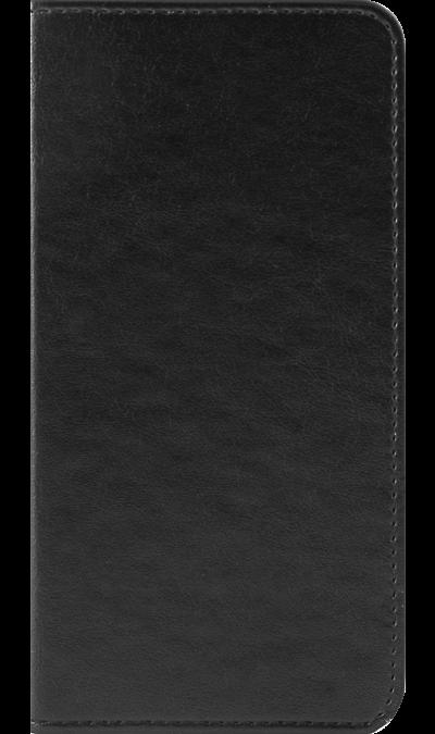 FashionTouch Чехол-книжка FashionTouch для Samsung Galaxy J2 Prime, кожзам, черный чехол perfeo для samsung j2 prime tpu синий pf 5300