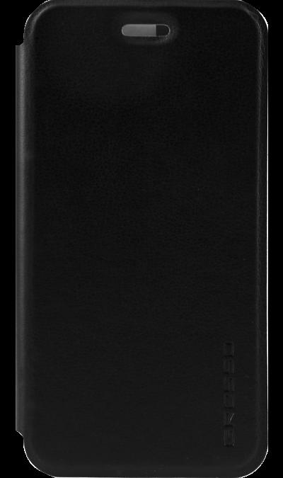 Чехол-книжка Gresso для Xiaomi Redmi  4X, кожзам, черныйЧехлы и сумочки<br>Удобный чехол для Xiaomi  Redmi 4A поможет не только защитить ваш смартфон от повреждений, но и сделает обращение с ним более удобным, а сам аппарат будет выглядеть еще более элегантным.<br><br>Colour: Черный