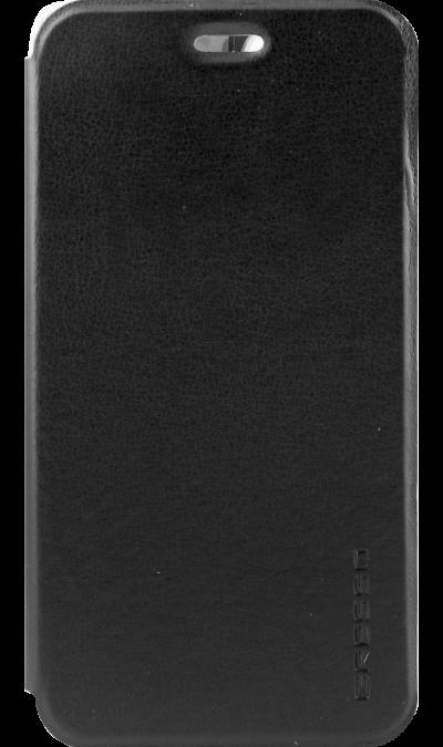 Чехол-книжка Gresso для ASUS ZC554KL, кожзам, черныйЧехлы и сумочки<br>Чехол поможет не только защитить ваш ASUS ZC554KL от повреждений, но и сделает обращение с ним более удобным, а сам аппарат будет выглядеть еще более элегантным.<br><br>Colour: Черный