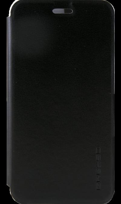купить Gresso Чехол-книжка Gresso Absolut Air для Meizu M5s, кожзам, черный недорого