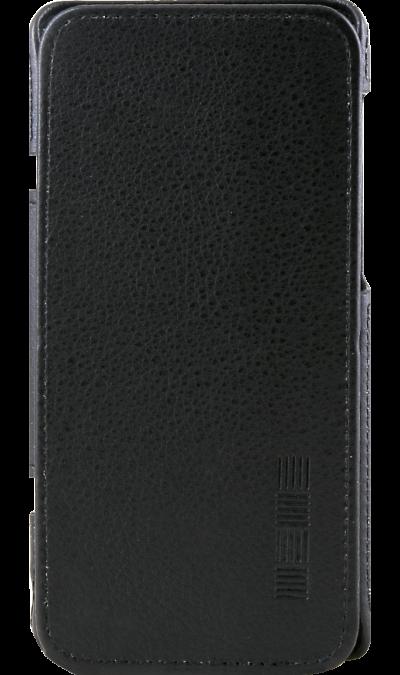 Чехол-книжка Inter-Step для ZTE Blade A610C, кожзам, черныйЧехлы и сумочки<br>Удобный чехол для ZTE Blade A610C поможет не только защитить ваш смартфон от повреждений, но и сделает обращение с ним более удобным, а сам аппарат будет выглядеть еще более элегантным.<br><br>Colour: Черный