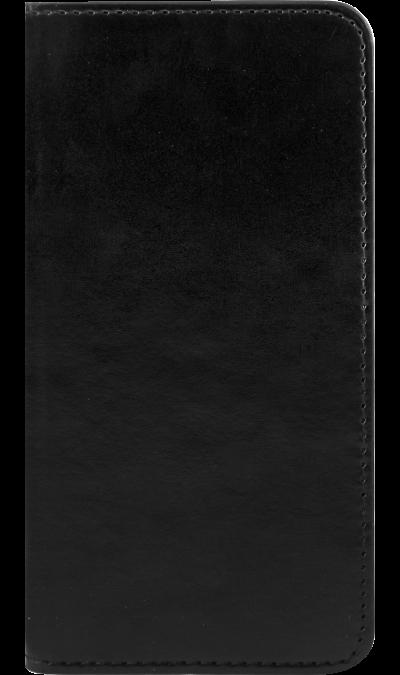 Чехол-книжка FashionTouch для ASUS ZB500KL, кожзам, черный