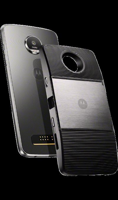 Модуль Motorola Проектор Insta-ShareДругие устройства<br>Проецируй изображения на стену и делись ими с друзьями. В любом месте, в любое время. <br> <br>Возьми с собой кинотеатр<br>Проектор Moto Insta-Share с легкостью крепится к твоему смартфону Moto Z. Мгновение - и ты можешь поделиться фотографиями из отпуска или тем самым видео, о котором все говорят. Размер проецируемого изображения на любую плоскую поверхность может достигать 70 дюймов. Теперь большой экран всегда с тобой.<br> <br>Проецируй под любым углом в любое время суток ...<br>