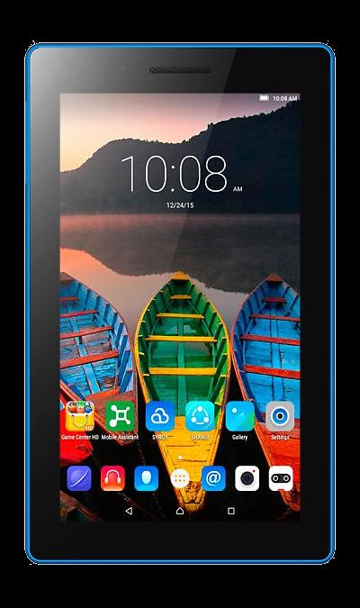 Lenovo TAB 3 Essential 710i 8GbПланшеты<br>2G, 3G, Wi-Fi; ОС Android; Камера 2 Mpix; Разъем для карт памяти; GPS; Вес 300 г.<br><br>Colour: Черный