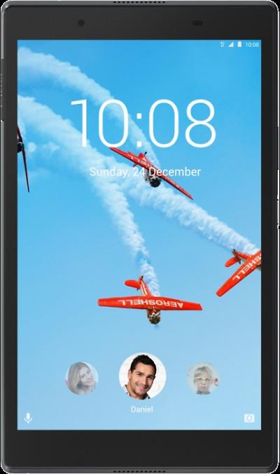 Lenovo Lenovo Tab 4 TB-8504X 16Gb планшет lenovo tab 4 plus tb x704l 10 1 16gb белый lte wi fi 3g bluetooth android za2r0002ru