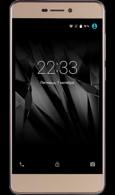 Micromax Q4251Смартфоны<br>2G, 3G, 4G, Wi-Fi; ОС Android; Камера 8 Mpix, AF; Разъем для карт памяти; MP3, FM,  GPS; Вес 145 г.<br><br>Colour: Золотистый
