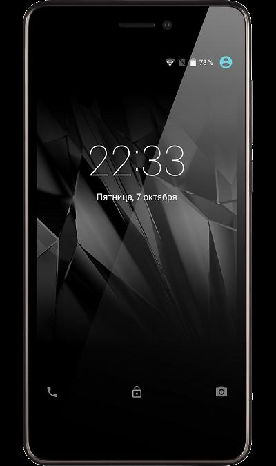 Micromax Q4251Смартфоны<br>2G, 3G, 4G, Wi-Fi; ОС Android; Камера 8 Mpix, AF; Разъем для карт памяти; MP3, FM,  GPS; Вес 145 г.<br><br>Colour: Черный