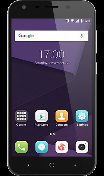 ZTE Blade A6 BlackСмартфоны<br>2G, 3G, 4G, Wi-Fi; ОС Android; Камера 13 Mpix, AF; Разъем для карт памяти; MP3, FM,  GPS; Вес 192 г.<br><br>Colour: Черный