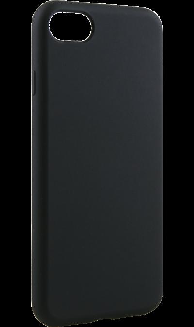 Gresso Чехол-крышка Gresso Нео для Apple iPhone 7/8, полиуретан, черный клип кейс gresso виктория модель 1 для apple iphone 7 8 с рисунком