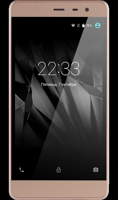 Micromax Q4202 ChampagneСмартфоны<br>2G, 3G, 4G, Wi-Fi; ОС Android; Камера 5 Mpix; Разъем для карт памяти; MP3, FM,  GPS; Время работы 600 ч. / 4.0 ч.; Вес 154 г.<br><br>Colour: Золотистый