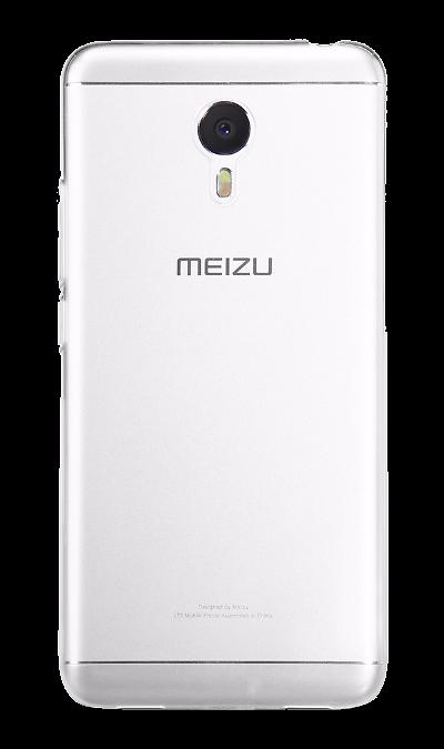 Inter-Step Чехол-крышка Inter-Step для Meizu M3 Note, силикон, прозрачный interstep interstep crab для meizu m3 note