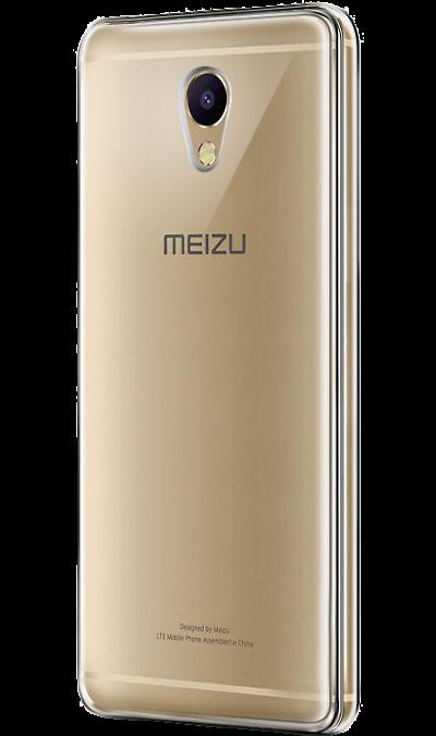 Чехол-крышка Inter-Step для Meizu M5  TPU, силикон, прозрачныйЧехлы и сумочки<br>Чехол Inter-Step поможет не только защитить ваш Meizu M5 от повреждений, но и сделает обращение с ним более удобным, а сам аппарат будет выглядеть еще более элегантным.<br>