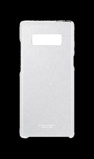 Чехол-крышка Samsung для Note8, поликарбонат, прозрачныйЧехлы и сумочки<br>Чехол Samsung поможет не только защитить ваш Samsung Galaxy Note8 от повреждений, но и сделает обращение с ним более удобным, а сам аппарат будет выглядеть еще более элегантным.<br>