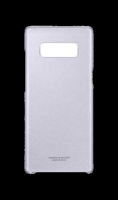 Чехол-крышка Samsung для Note8, поликарбонат, фиолетовыйЧехлы и сумочки<br>Чехол Samsung поможет не только защитить ваш Samsung Galaxy Note8 от повреждений, но и сделает обращение с ним более удобным, а сам аппарат будет выглядеть еще более элегантным.<br>