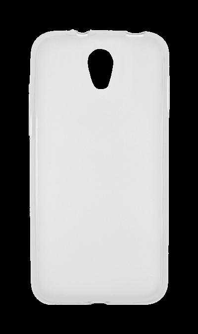 Inter-Step Чехол-крышка Inter-Step для ZTE Blade V7 Plus, силикон, прозрачный смартфон zte blade l5 plus 3g 8gb black