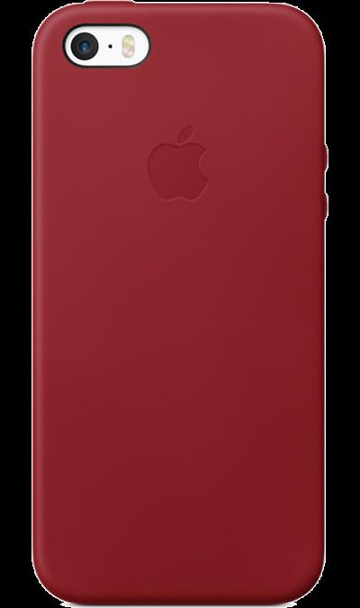 Apple Чехол-крышка Apple MQHA2ZM для Apple iPhone 7/8, кожа, красный поло napapijri napapijri na154emahtx9