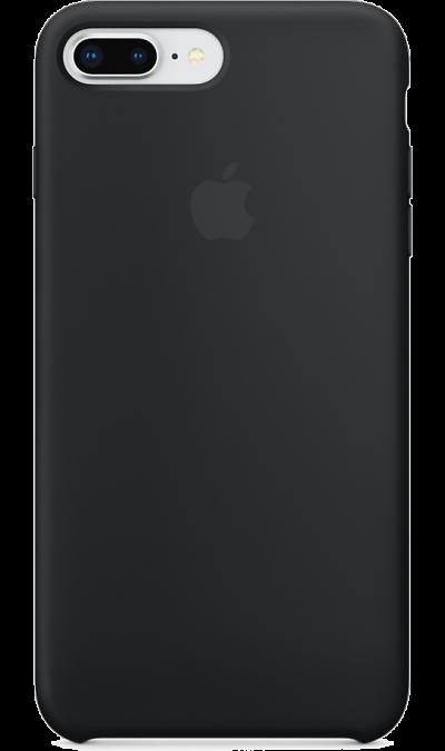 Apple Чехол-крышка Apple MQHM2ZM для iPhone 7 Plus/8 Plus, кожа чехол для iphone apple iphone 8 plus 7 plus leather black mqhm2zm a