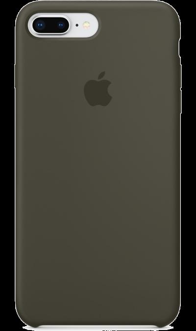 Чехол-крышка Apple MQHP2ZM для iPhone 7 Plus/8 Plus, кожаЧехлы и сумочки<br>Чехлы, созданные Apple, точно повторяют контуры iPhone, не делая его громоздким. Эти чехлы изготовлены из мягкой кожи европейского производства, которая со временем покрывается благородной патиной. Мягкая внутренняя поверхность, выполненная из микроволокна, защищает корпус вашего iPhone. А кнопки из обработанного алюминия идеально подходят по цвету к чехлу.<br>