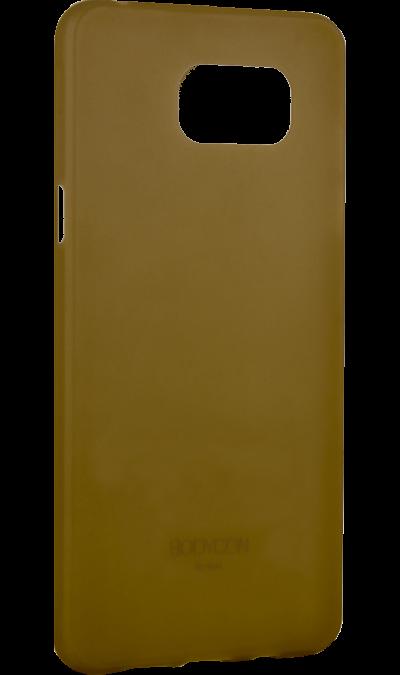 Uniq Чехол-крышка Uniq Bodycon для Samsung Galaxy A5 (2016), пластик, золотистый samsung чехол крышка samsung для galaxy a5 2017 полиуретан прозрачный