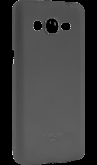 Чехол-крышка Uniq Bodycon для Samsung Galaxy J2 Prime, пластик, черныйЧехлы и сумочки<br>Чехол Samsung поможет не только защитить ваш Samsung Galaxy A5 (2016) от повреждений, но и сделает обращение с ним более удобным, а сам аппарат будет выглядеть еще более элегантным.<br><br>Colour: Черный