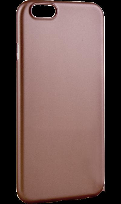 Чехол-крышка Uniq Bodycon для iPhone 6/6s, пластик, розовое золотоЧехлы и сумочки<br>Чехол Uniq поможет не только защитить ваш iPhone 6 от повреждений, но и сделает обращение с ним более удобным, а сам аппарат будет выглядеть еще более элегантным.<br><br>Colour: Золотистый