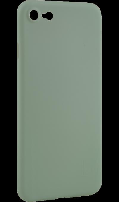 Uniq Чехол-крышка Uniq Bodycon для iPhone 7/8, пластик, зеленый uniq чехол крышка uniq bodycon для iphone 6 6s пластик розовое золото