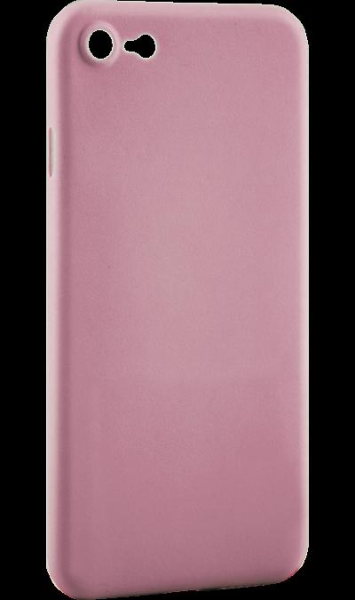 Uniq Чехол-крышка Uniq Bodycon для iPhone 7/8, пластик, розовый uniq чехол крышка uniq bodycon для iphone 6 6s пластик розовое золото
