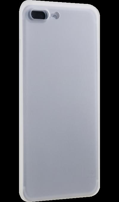 Чехол-крышка Uniq Bodycon для iPhone 7 Plus/ 8 Plus, пластик, белыйЧехлы и сумочки<br>Чехол Uniq поможет не только защитить ваш iPhone 7 Plus/ 8 Plus от повреждений, но и сделает обращение с ним более удобным, а сам аппарат будет выглядеть еще более элегантным.<br>