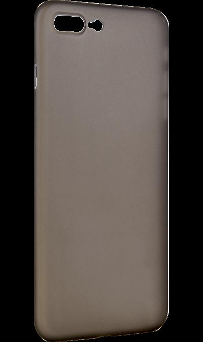Чехол-крышка Uniq Bodycon для iPhone 7 Plus/ 8 Plus, пластик, черныйЧехлы и сумочки<br>Чехол Uniq поможет не только защитить ваш iPhone 7 Plus/ 8 Plus от повреждений, но и сделает обращение с ним более удобным, а сам аппарат будет выглядеть еще более элегантным.<br>