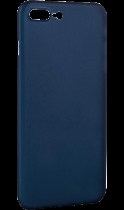 Чехол-крышка Uniq Bodycon для iPhone 7 Plus/ 8 Plus, пластик, синийЧехлы и сумочки<br>Чехол Uniq поможет не только защитить ваш iPhone 7 Plus/ 8 Plus от повреждений, но и сделает обращение с ним более удобным, а сам аппарат будет выглядеть еще более элегантным.<br>