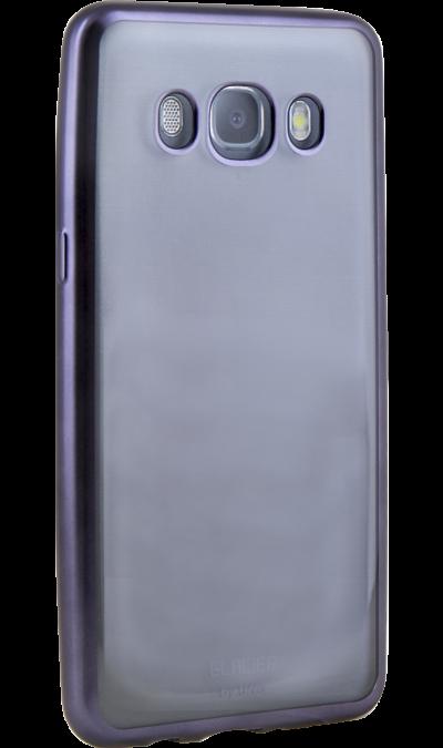 Uniq Чехол-крышка Uniq Glacer для Samsung Galaxy J5 (2016), пластик, серебристый uniq c2 для samsung galaxy a5 2016 black