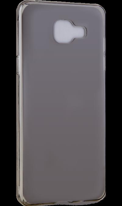 Uniq Чехол-крышка Uniq Glace для Samsung Galaxy A5 (2016), силикон, серый samsung чехол крышка samsung для galaxy a5 2017 полиуретан прозрачный