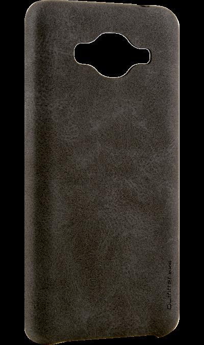 Uniq Чехол-крышка Uniq Outfit для Samsung Galaxy J2 Prime, пластик, черный uniq чехол крышка uniq glace для samsung galaxy j7 prime пластик прозрачный