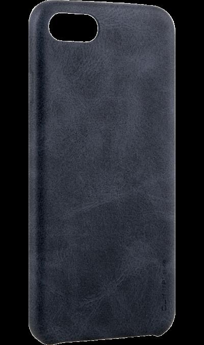 Чехол-крышка Uniq Outfitter для iPhone 7/8, пластик, синий (винтаж)Чехлы и сумочки<br>Чехол Uniq поможет не только защитить ваш iPhone 7/8 от повреждений, но и сделает обращение с ним более удобным, а сам аппарат будет выглядеть еще более элегантным.<br><br>Colour: Синий