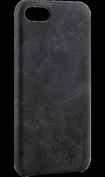 Uniq Чехол-крышка  Outfitter для iPhone 7/8, пластик, черный (винтаж)