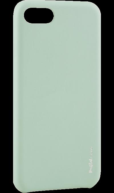 Чехол-крышка Uniq Outfitter для iPhone 7/8, пластик, зеленыйЧехлы и сумочки<br>Чехол Uniq поможет не только защитить ваш iPhone 7/8 от повреждений, но и сделает обращение с ним более удобным, а сам аппарат будет выглядеть еще более элегантным.<br><br>Colour: Зеленый