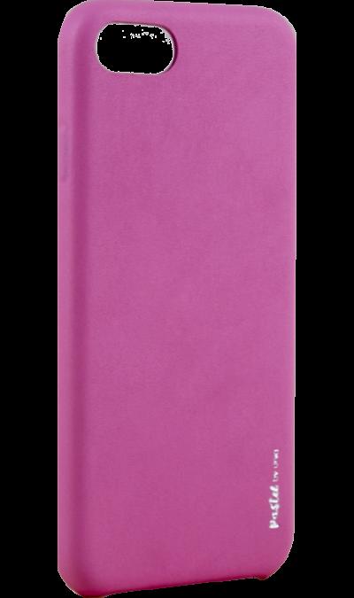 Uniq Чехол-крышка  Outfitter для iPhone 7/8, пластик, розовый