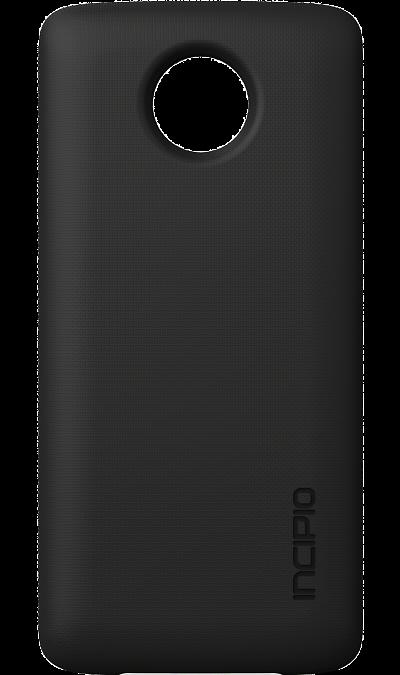 Модуль Motorola Incipio offGRID 2200mAhДругие устройства<br>Дополнительный заряд энергии <br>Увеличь время автономной работы своего телефона до 22 часов. Забудь о поиске розеток. <br> <br>Получи дополнительный заряд энергии<br>Внешний аккумулятор offGRID производства Incipio получил емкость 2220 мА/ч, которой хватит на то, чтобы увеличить время автономной работы твоего смартфона на 22 часа в любой момент. Прикрепи модуль к телефону, чтобы зарядить его в дороге. <br> <br>Особенности<br>Интеллектуальная и изящная конструкция ...<br><br>Colour: Черный