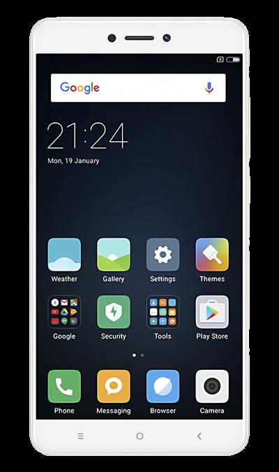 Xiaomi Redmi Note 4X 32GB Gold + пакет МегаФон ТВСмартфоны<br><br>