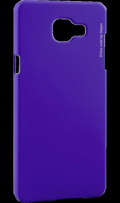 Deppa Чехол-крышка Deppa Air Case для Samsung Galaxy A5 (2016), пластик, фиолетовый deppa air case для samsung galaxy a5 2016