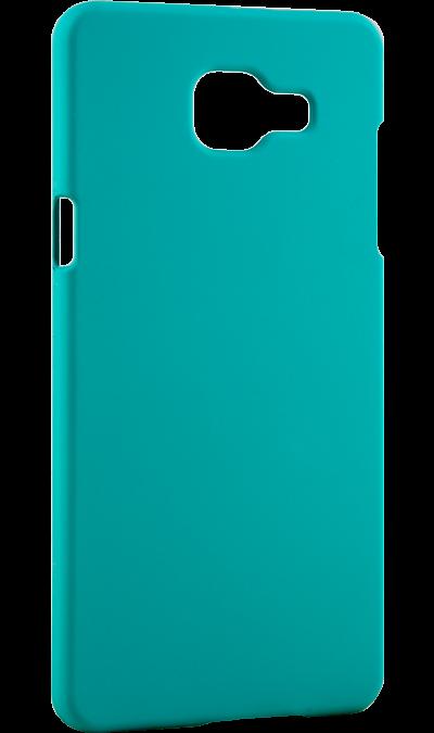 Чехол-крышка Deppa Air Case для Samsung Galaxy A5 (2016), пластик, мятныйЧехлы и сумочки<br>Чехол Deppa поможет не только защитить ваш Samsung Galaxy A5 (2016) от повреждений, но и сделает обращение с ним более удобным, а сам аппарат будет выглядеть еще более элегантным.<br>
