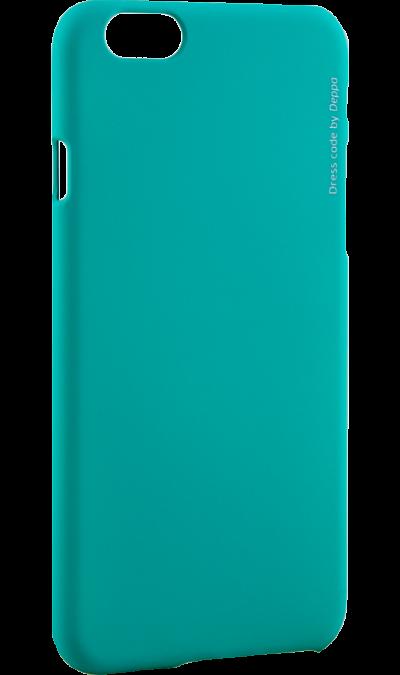 Чехол-крышка Deppa Air Case для iPhone 6/6s, пластик, мятныйЧехлы и сумочки<br>Чехол Deppa поможет не только защитить ваш iPhone 6/6s от повреждений, но и сделает обращение с ним более удобным, а сам аппарат будет выглядеть еще более элегантным.<br>