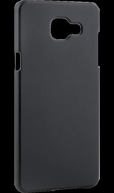 Deppa Чехол-крышка Deppa Air Case для Samsung Galaxy A5 (2016), пластик, черный цена