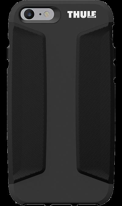 Чехол-крышка Thule Atmos для iPhone 7/8, пластик, черныйЧехлы и сумочки<br>Чехол Samsung поможет не только защитить ваш iPhone 7/8 от повреждений, но и сделает обращение с ним более удобным, а сам аппарат будет выглядеть еще более элегантным.<br><br>Colour: Черный