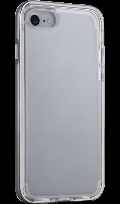Uniq Чехол-крышка Uniq Aeroporte для iPhone 7/8, силикон, серебристый чехлы для телефонов uniq чехол uniq для iphone 7 aeroporte gold